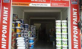Làm bảng hiệu đại lý sơn nước giá rẻ tại TPHCM